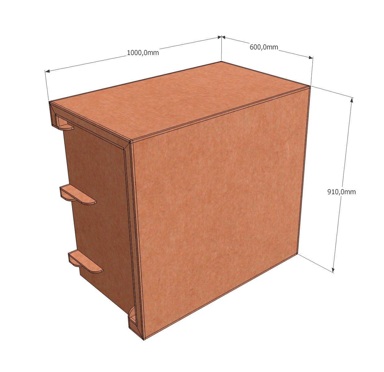 Stand de cartón | Ideal para exposiciones, eventos, ferias ...