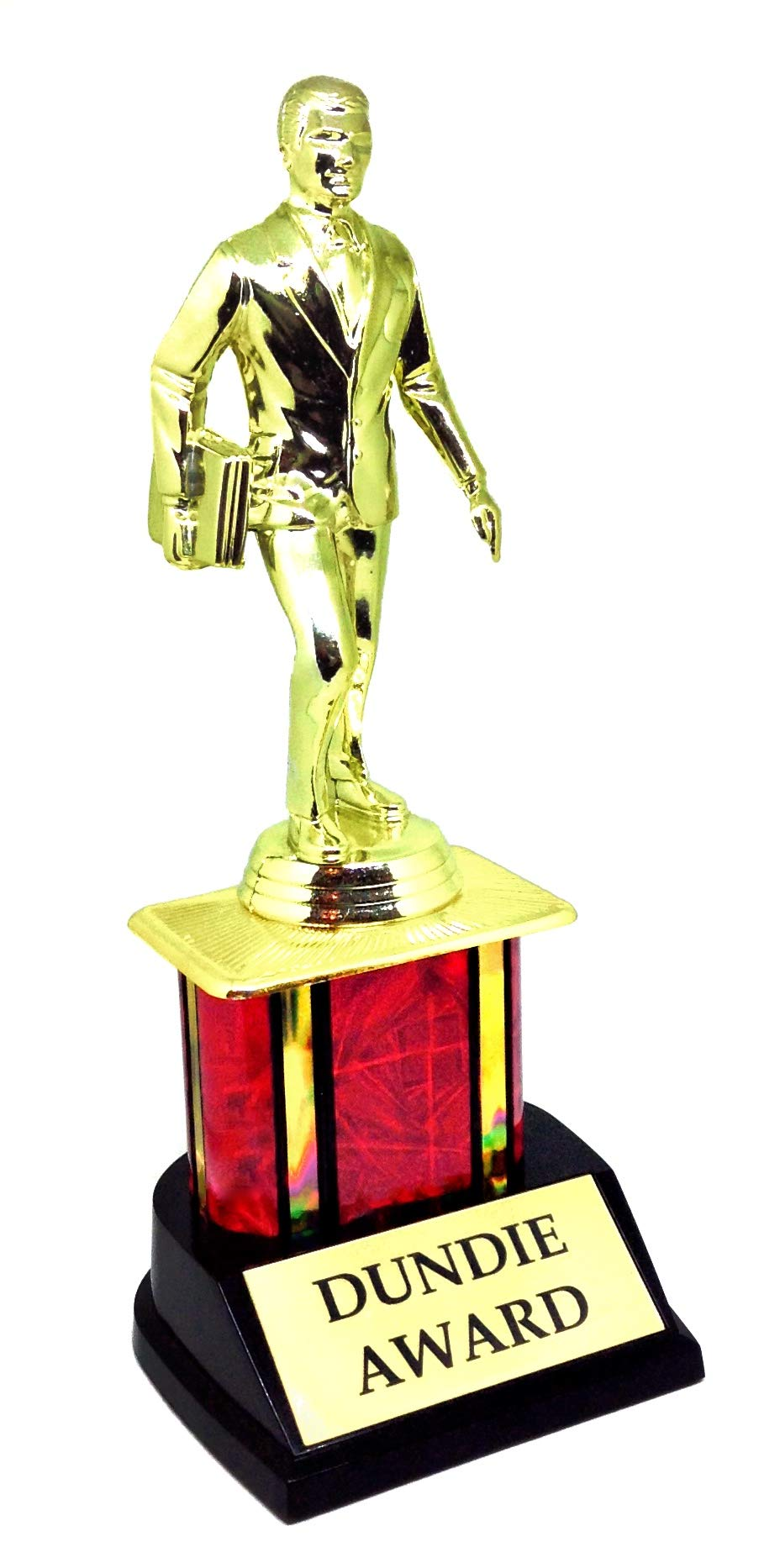Dundie Award Trophy for The Office - 9.5 in by Alpha Awards