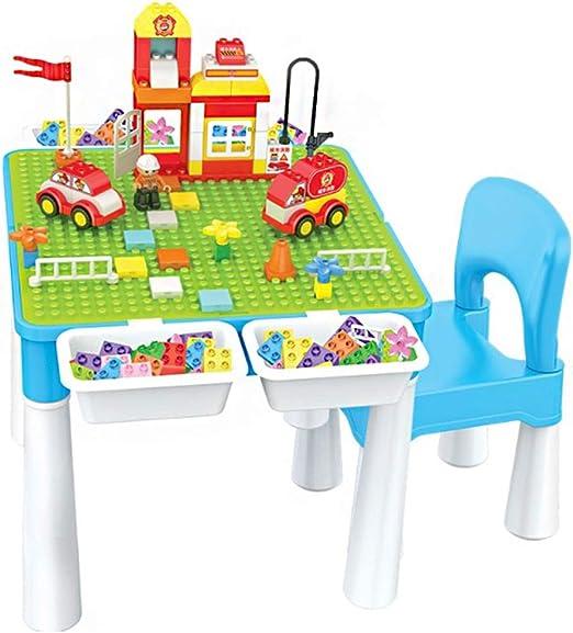 Mesa de aprendizaje de juguetes Mesa De Madera For Niños 3-6 Años ...