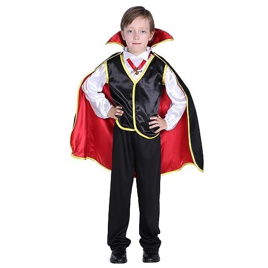 Quskto Disfraces de Halloween los niños Disfraz de Halloween ...