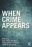 img - for When Crime Appears: The Role of Emergence (Criminology and Justice Studies) book / textbook / text book