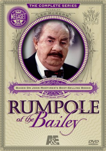 Amazon.com: Rumpole Of The Bailey: The Complete Series Megaset ...
