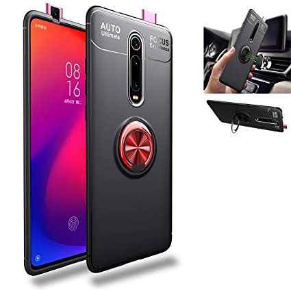 Amazon.com: Funda Xiaomi Mi 9T, carcasa de silicona a prueba ...