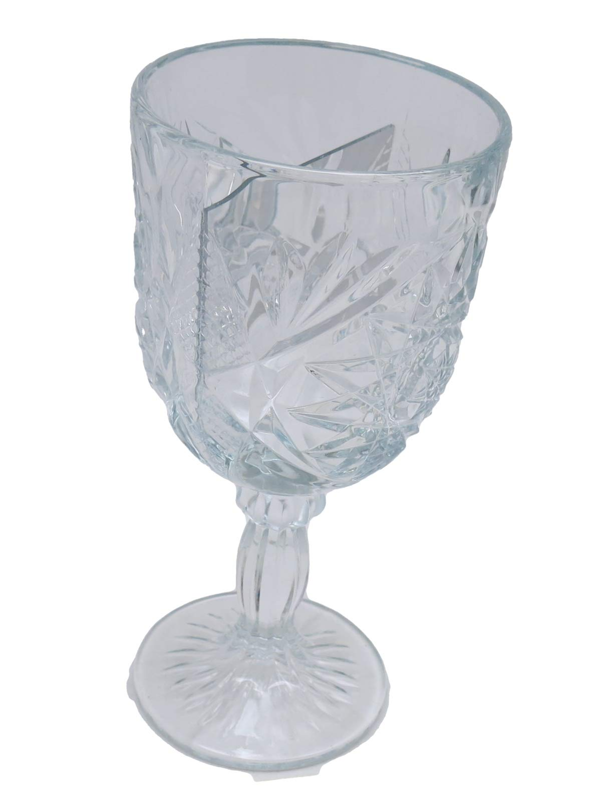 Stage Magic Crystal Mirror Goblet / Magic Tricks/Magic Props by Stage Magic