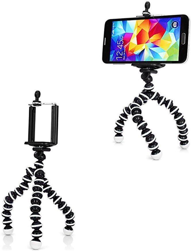 Tripode flexible para smarthone o movil, Largo 16 cm, regulable de ...