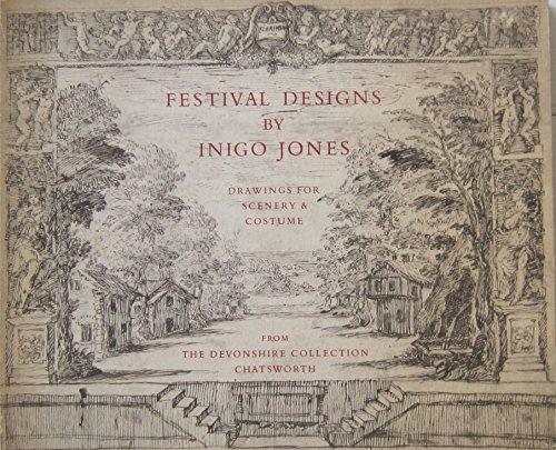 Inigo Jones Costume Design (FESTIVAL DESIGNS BY INIGO JONES: AN EXHIBITION OF DRAWINGS FOR SCENERY AND COSTUMES ...)