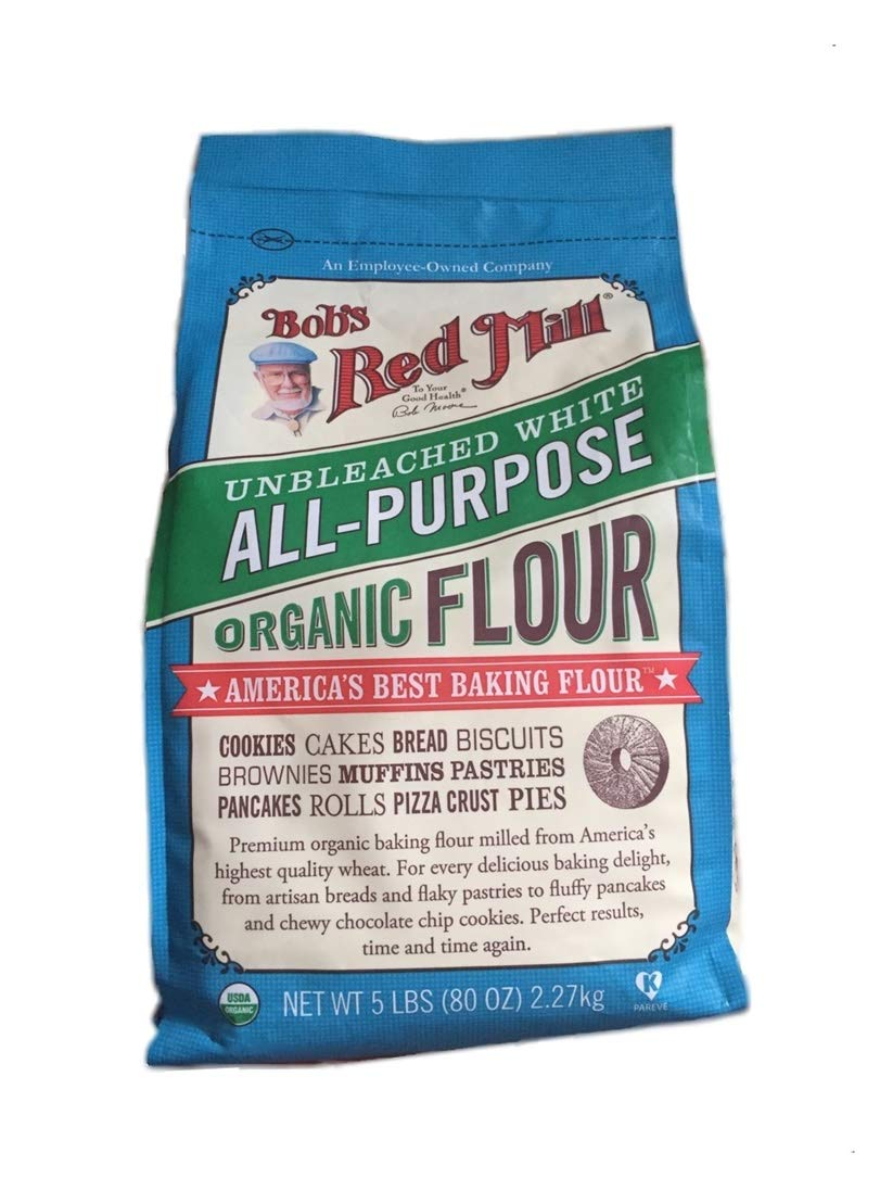 Amazon.com : BOBS RED MILL FLOUR WW PASTRY ORG : Wheat
