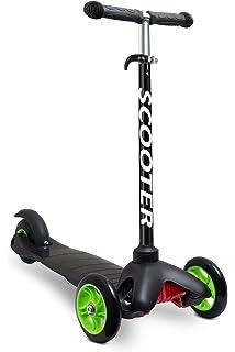 Amazon.com : I·CODE 3 Wheel Scooter for Kids, Premium Kick ...