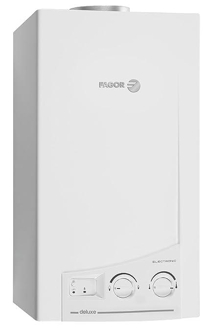 Fagor FEP-11LB Vertical Depósito (almacenamiento de agua) Sistema de calentador único Blanco