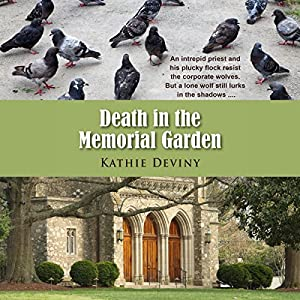 Death in the Memorial Garden Audiobook