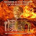 Sinners in the Hands of an Angry God Audiobook by Jonathan Edwards Narrated by David Plinge