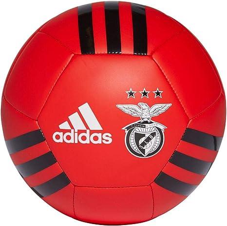 adidas - Mini Pelota Unisex Benfica Rojo/Negro/Blanco, Talla 1 ...