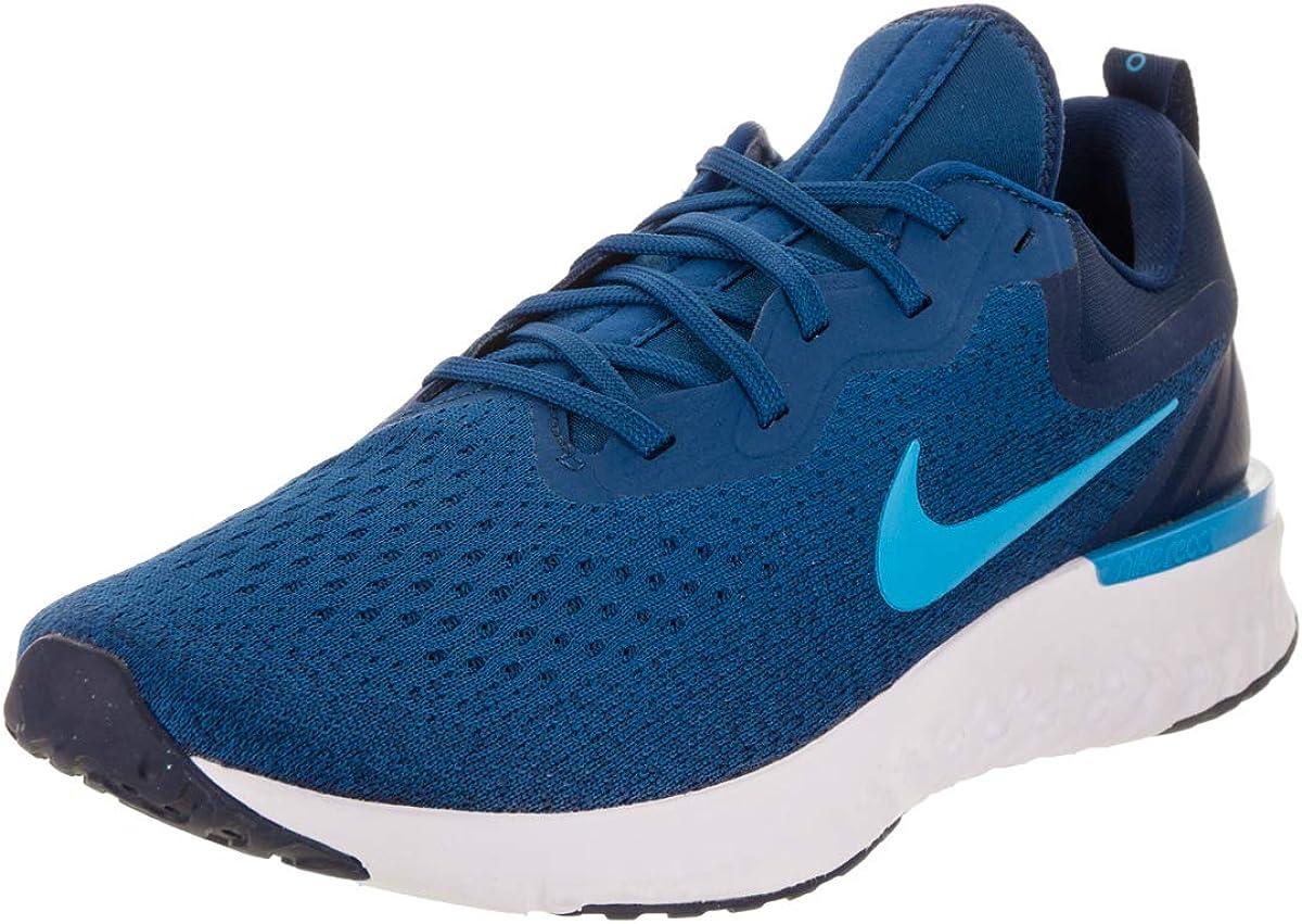 Nike Odyssey React, Zapatillas de Running para Hombre, Multicolor (Gym Blue/Blue Hero/Blue Void 404), 45.5 EU: Amazon.es: Zapatos y complementos
