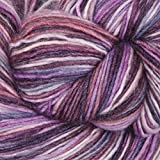Manos Silk Blend Fino 4Ply 9999 Violets