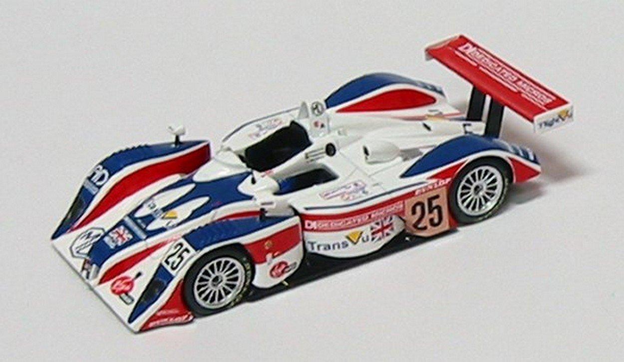 servicio de primera clase Spark Model SCMG11 MG Lola EX EX EX 257 N.25 LM 2004 1:43 MODELLINO Die Cast Model  genuina alta calidad