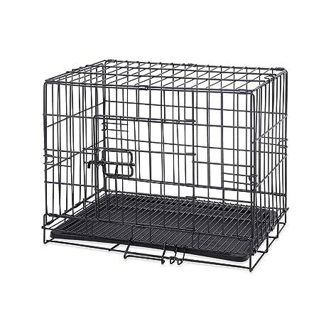 Jaula para Gatos para Mascotas Jaula para Perros Jaula para Mascotas Plegable Jaula para Mascotas Espacio