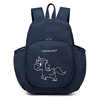 Amazon.com: Colorland Hot Mom Mummy maternidad mochila bebé ...