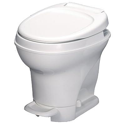 Aqua-Magic V RV Toilet Pedal Flush / High Profile / White - Thetford 31671: Automotive