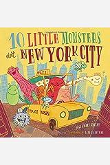 10 Little Monsters Visit New York City