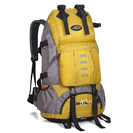 9f773b12e15f Amazon.com : WGKUMMQN Outdoor Mountaineering Bag Nylon Wear ...