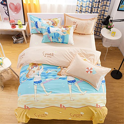 61QSG05DxvL The Best Beach Duvet Covers For Your Coastal Home
