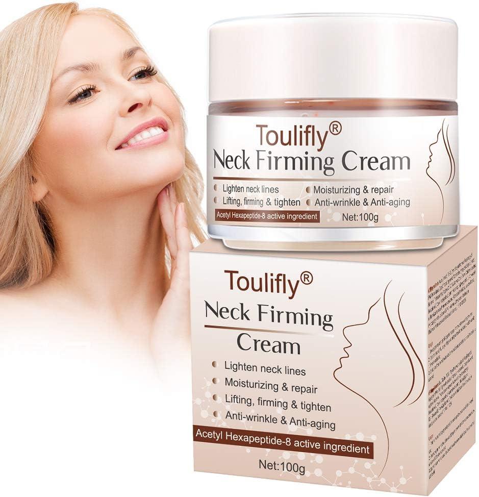 Crema reafirmante para el cuello de Toulifly