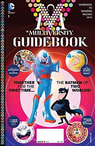 The Multiversity: Guidebook (2014) #1 (The Multiversity: Guidebook (2015-)Graphic Novel)