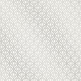 Kenneth James 2618-21368 Alcazaba Trellis Wallpaper, Silver
