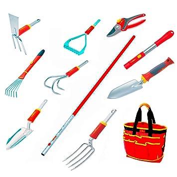 Great WOLF Garten Flower Garden Tool Kit   12 Piece Tool Set   KIT3733790