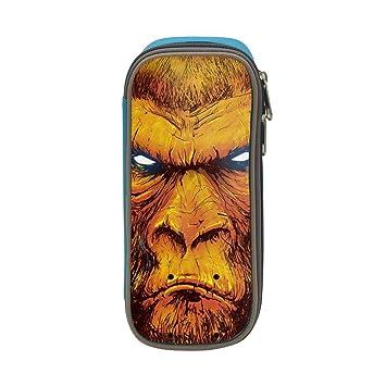 Gorilla Orangutan - Estuche de lona para monos, gran ...