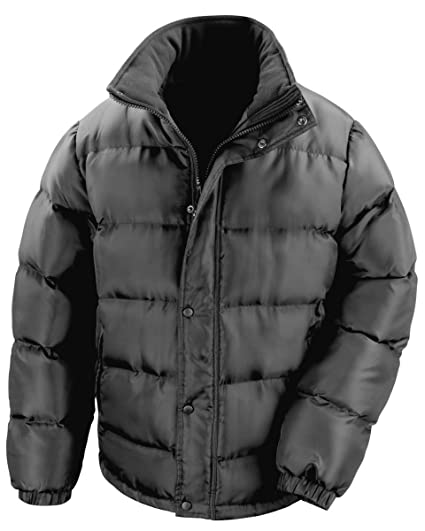 R223X Result Core Nova Lux Padded Bodywarmer Water Repellent and Windproof