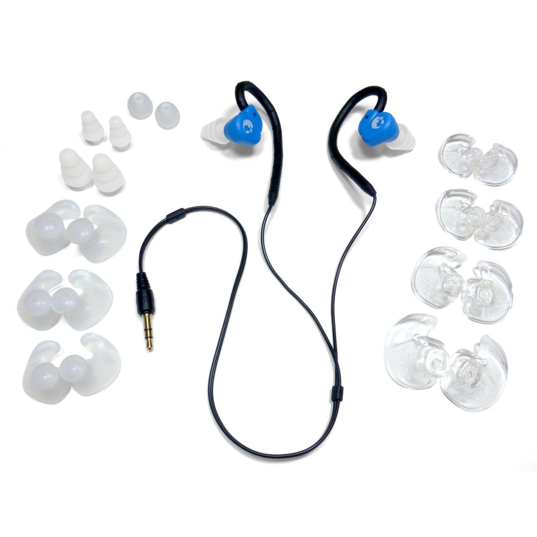 Underwater Audio Swimbuds Flex Waterproof Headphones by Underwater Audio