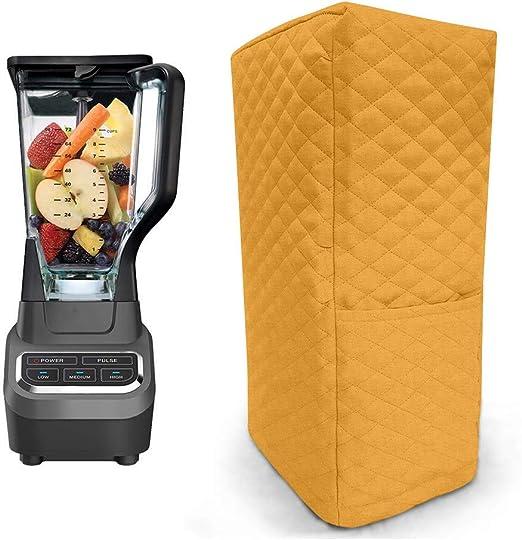 JJZ687 - Funda para licuadora de cocina Ninja 1000 W, funda ...