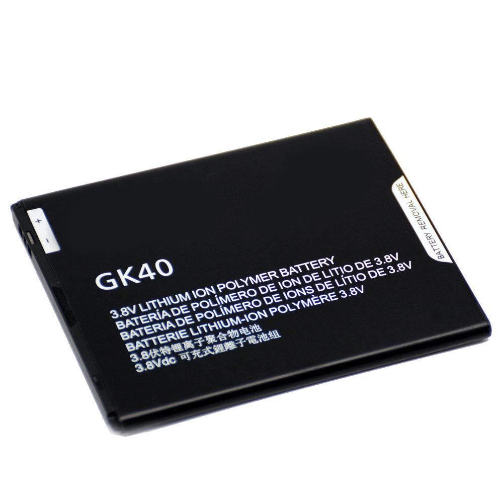 NuFix Battery Replacement for Motorola Moto G4 Play GK40 2800mAh XT1607 XT1609 XT1604 XT1602 XT1601 XT1600 XT1603