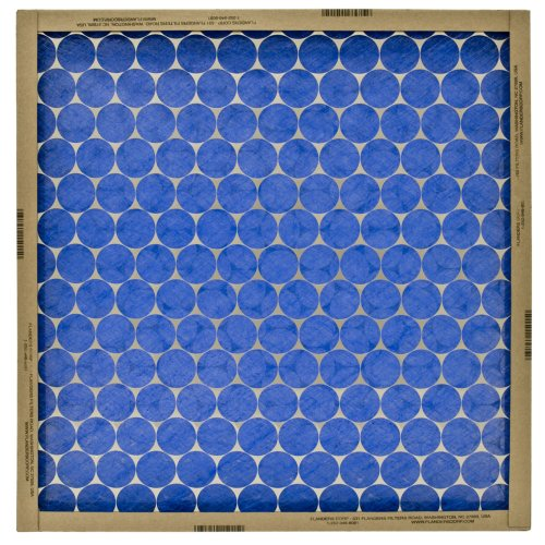 E-Z Flow Heavy Duty Air Filter, MERV 4, 20 x 20 x 1-Inch, 12-Pack