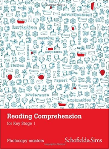Reading comprehension for key stage 1 ks1 ages 5 7 amazon reading comprehension for key stage 1 ks1 ages 5 7 amazon schofield sims kathryn linaker richard worsnop 9780721707341 books ibookread Read Online