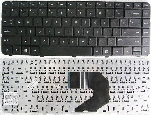 New Black Laptop Keyboard For HP COMPAQ 2000-369WM QE339UA Part Number:697529-001- US Layout