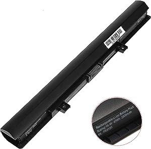 PA5185U-1BRS PA5184U-1BRS 2800mAh 14.8V Laptop Battery for Toshiba Satellite C50 C55 C55T C55D L55T L55 L55D, Fits C55-B5200 C55-B5270 C55D-B5310 PA5186U-1BRS PA5195U-1BRS Replacement Battery