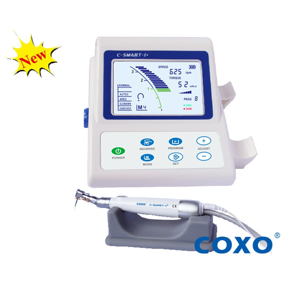COXO C-Smart-I+ Dental Endodontic Treatment Endo Motor with Apex Locator
