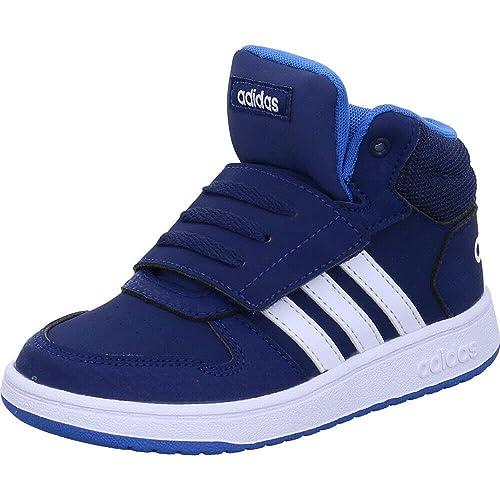 adidas Hoops Mid 2.0 I, Zapatillas de Estar por casa Unisex bebé: Amazon.es: Zapatos y complementos