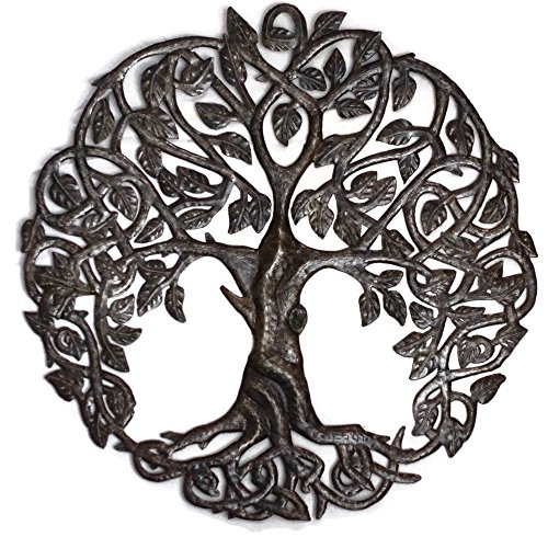 New Design Celtic Inspired Tree of Life