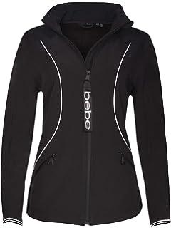 BEBE SPORT Ladies Polar Fleece Lined Soft Shell Jacket (Plus