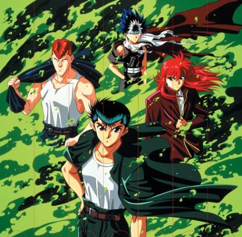 Yu Yu Hakusho: The Spirit Detective Saga (edited)