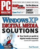 img - for PC Magazine Windows XP Digital Media Solutions book / textbook / text book