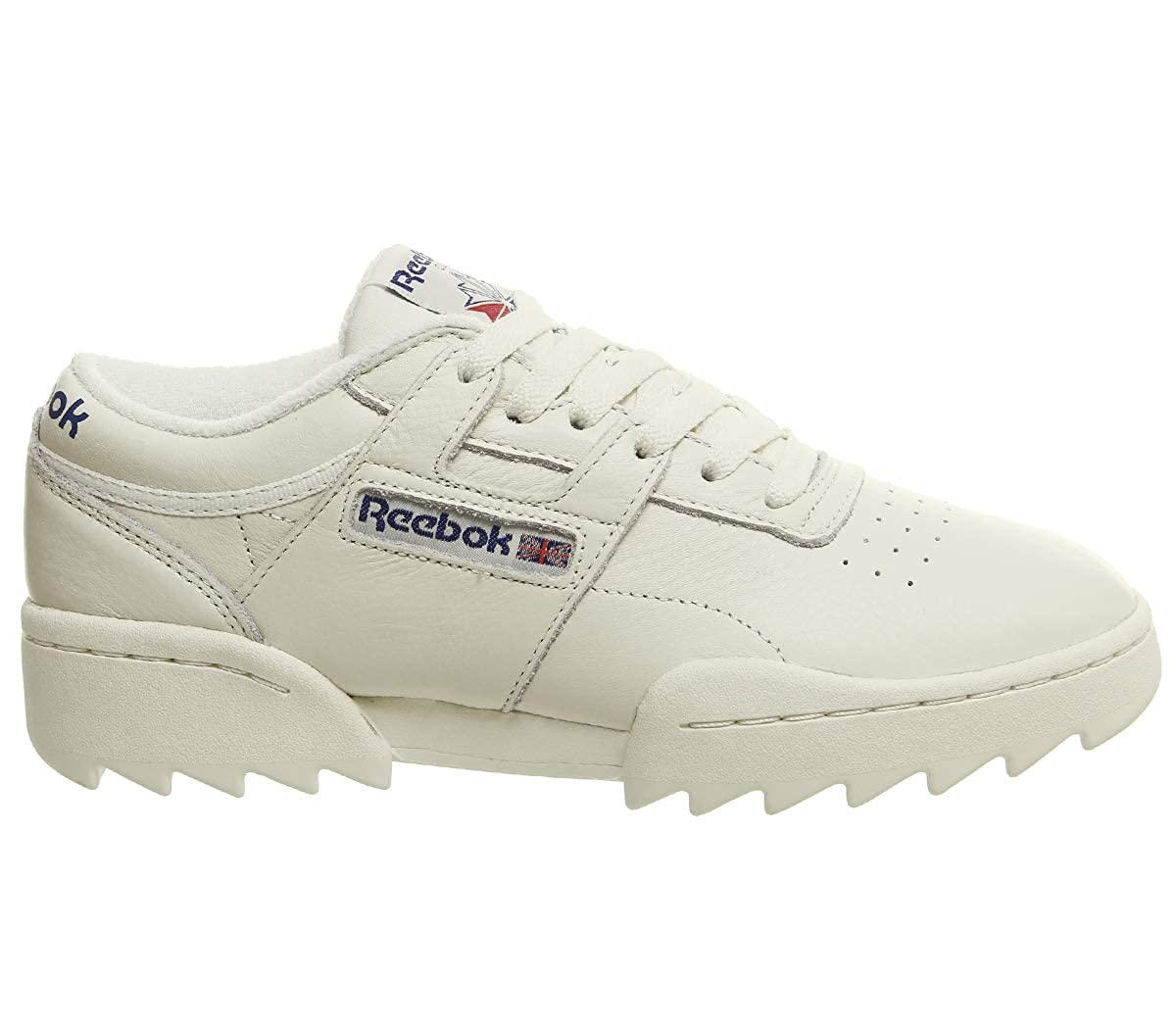 99156d17960 Amazon.com  Reebok Workout Ripple Og Womens Sneakers Natural  Clothing