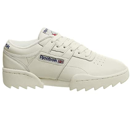 37fc7f7f93469 Amazon.com  Reebok Workout Ripple Og Womens Sneakers Natural  Clothing