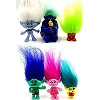 Poppy Trolls - Figuras de la película Juguetes