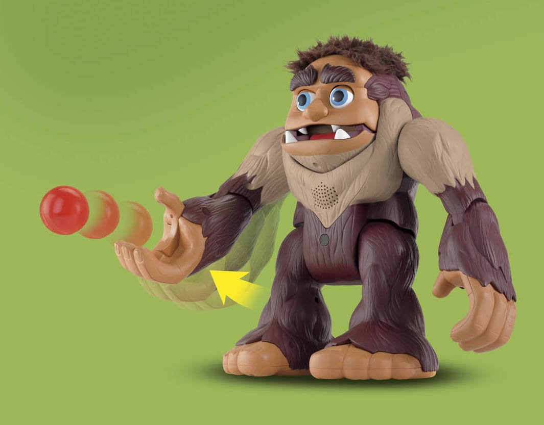 Fisher-Price Imaginext Big Foot The Monster by Fisher-Price (Image #7)