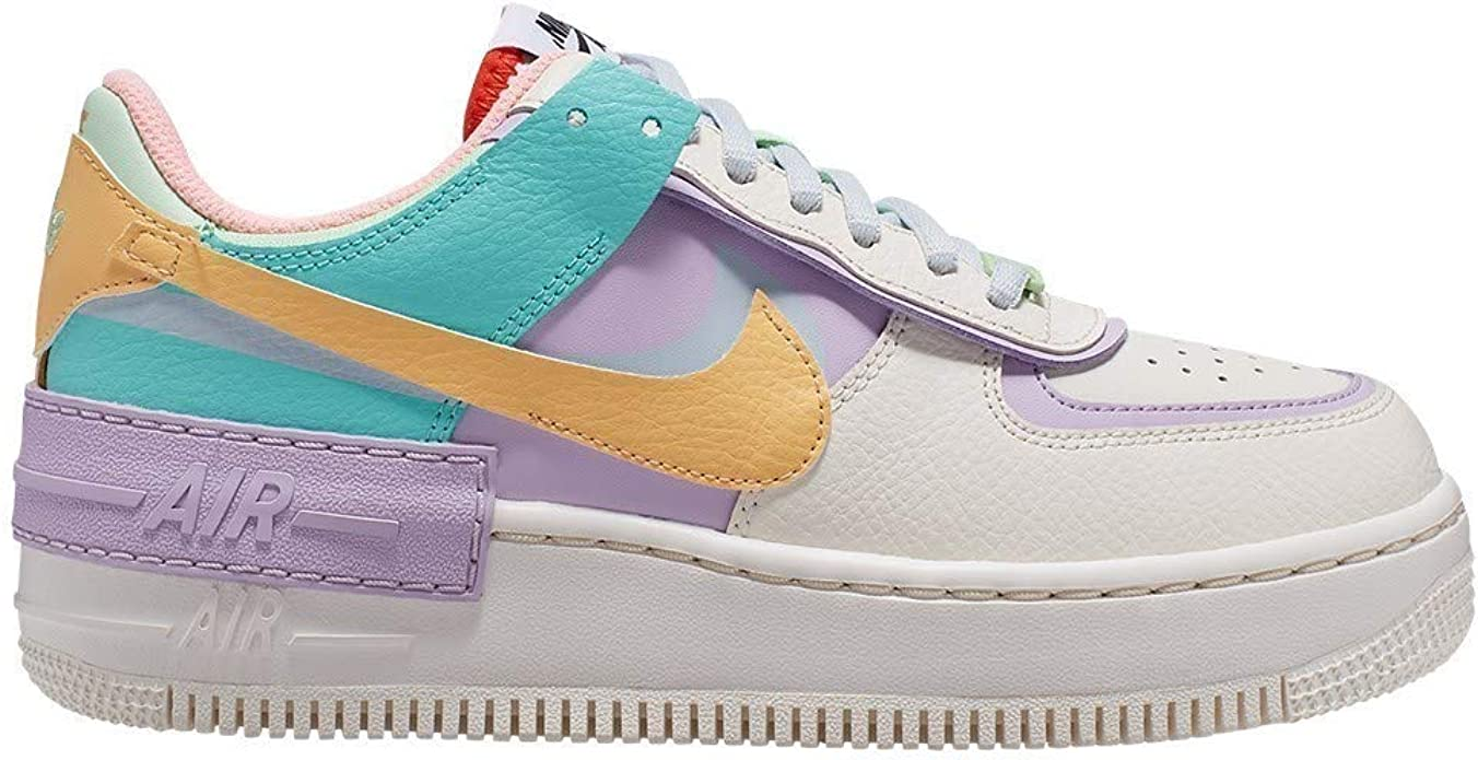 Nike Sneakers Donna W AF1 Shadow CI0919.101 (40.5 101 Pale