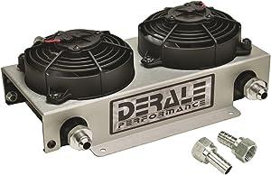 Derale 15840 Hyper Dual-Cool Remote Cooler